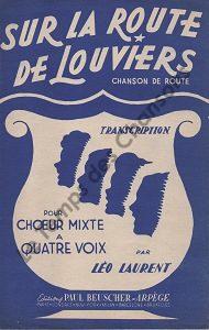 Sur la route de Louviers