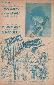 T'abimes la Marguerite !