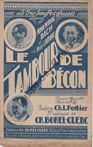 Tambour de Bécon (Le)