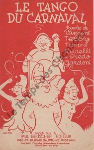 Tango du carnaval (Le)