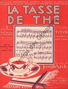 Tasse de thé (La)