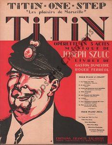 Titin one-step