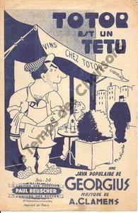 Totor est un têtu