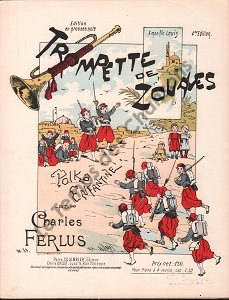 Trompette de Zouaves