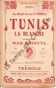 Tunis la blanche