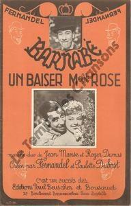 Baiser Mademoiselle Rose (Un)