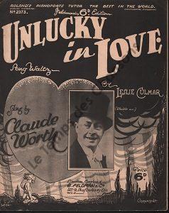 Unlucky in love