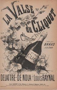 Valse du Cliquot (La)