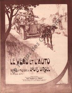 Veau et l'auto (Le)