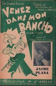 Venez dans mon rancho