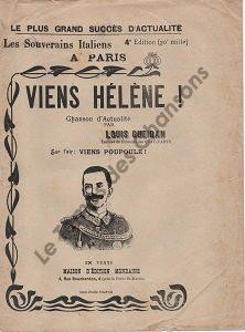 Viens Hélène !