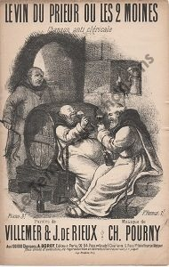 Vin du prieur ou les deux moines