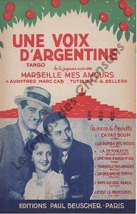 Voix d'Argentine (Une)