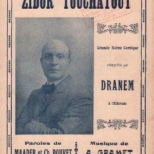Zidor touchatout