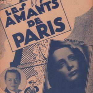 Amants de Paris  (Les)