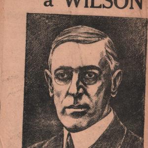 Gloire à Wilson