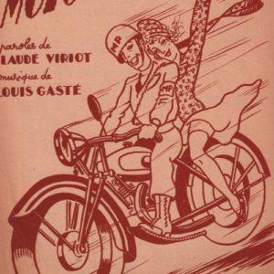 Jimmy motocyclette