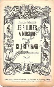 Pillules à musique (Les)