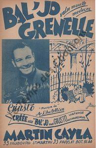 Bal' Jo Grenelle