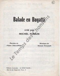 Balade en Bugatti