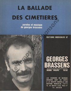 Ballade des cimetières (La)