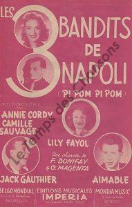 Trois bandits de Napoli (Les)