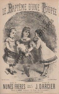 Baptême d'une poupée (Le)