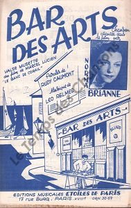 Bar des arts