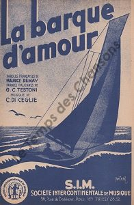 Barque d'amour (La)