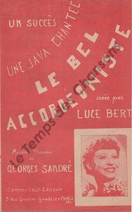 Bel accordéoniste (Le)