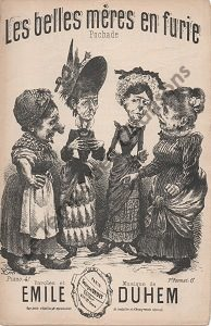 Belles mères en furie (Les)