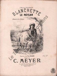 Blanchette et le paysan