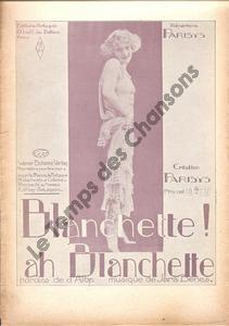 Blanchette ! Ah Blanchette
