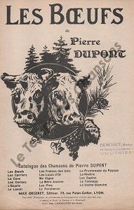 Boeufs (Les)
