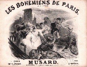 Bohémiens de Paris (Les)