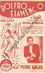Boléro Flamenco