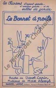 Bonnet à poils (Le)