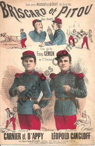 Briscard et Pitou