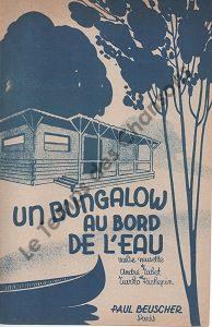 Bungalow au bord de l'eau (Un)