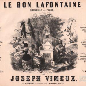 Bon La Fontaine (Le)