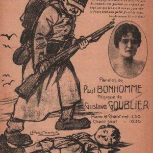 Enfant au fusil de bois (L')
