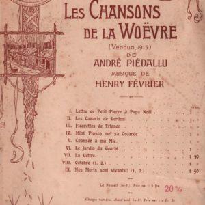 Fleurettes de Trianon