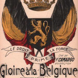 Gloire à la Belgique