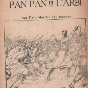 Pan Pan … L'Arbi
