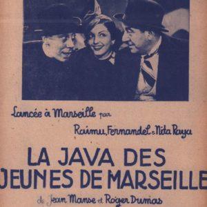 Java des jeunes de Marseille (La)