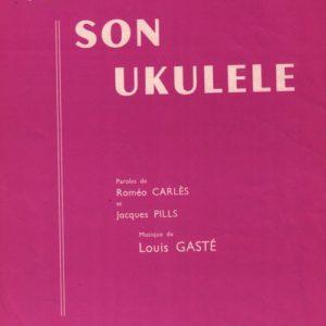 Avec son Ukulele