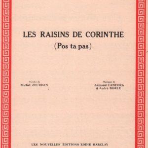 Raisins de corinthe (Les)