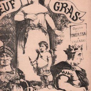 Deesse du Boeuf Gras (La)