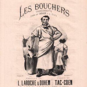 Bouchers (Les)