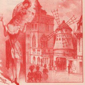 Galette et Moulin Rouge